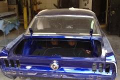 Mustang - Przygotowanie 2