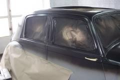 Bentley - Pierwsze Lakierowanie