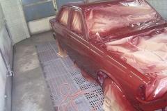 Mercedes 124 Drugie Lakierowanie