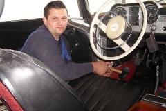 Mercedes230 Składanie