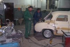 Renault Prace Blacharskie